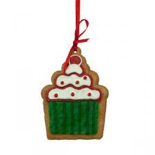 Gisela Graham Cake Decoration - 8cm