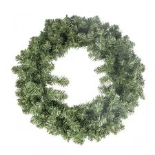 Artificial Imperial Green Wreath - 50cm
