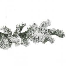 Snowy Toronto Garland - 270cm