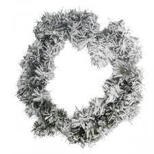 Snowy Toronto Wreath - 50cm