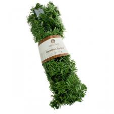 Prelit Battery Operated Artificial Imperial Pine Green Garland - 1.8m