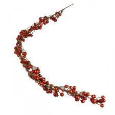 Red Berry Garland - 110cm