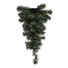 Artificial Green Pine Teardrop - 60cm Max