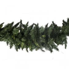 Artificial Green Garland - 35cm X 3m
