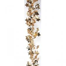 Slender Gold Ivy Garland - 2m X 80mm