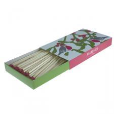 Pluto Mistletoe & Robin Pack Of Christmas Matches