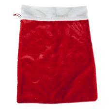 Plush Santa Sack - 50cm x 70cm