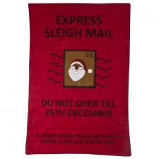 Santa's Postal Sack - 90cm X 60cm