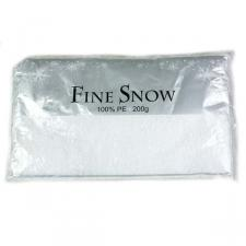 Artificial Fine White Snow - 200gm