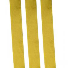 Light Gold Double Face Satin Ribbon - 25m x 38mm