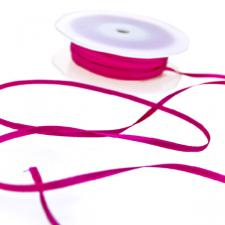 Pink Double Face Satin Ribbon - 50m x 3.5mm