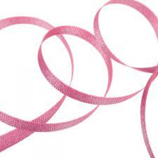 Fuchsia Pink Shiny Ribbon - 20m x 7mm