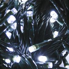 9.5m Length Of 120 White Multi Action Outdoor Premier Supabrights LED Fairy Lights Green Cable