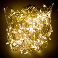 12m Length Of 120 Warm White Multi Action Outdoor Premier Supabrights LED Fairy Lights Clear Cable