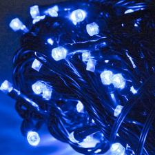 16m Length Of 200 Blue Multi Action Outdoor Premier Supabrights LED Fairy Lights Green Cable
