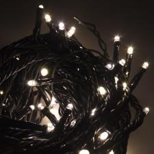 Konstsmide 8m Length Of 120 Soft White Multi Function Outdoor Micro LED Fairy Lights. Black Cable.