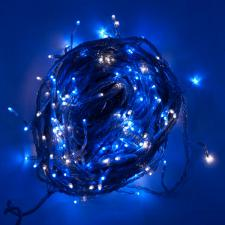 6m Length Of 180 White LED Multiaction Indoor And Outdoor Fairy Lights White Cable