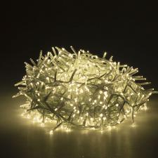1000 Warm White Treebrights Multi Action LED Fairy Lights On White Cable