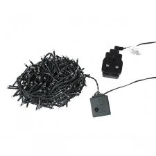 7.5m Of 350 White Twinkling LED Outdoor Compact Fairy Lights Green Cable