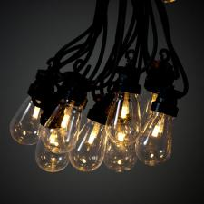 Clear LED 20 Bulb Festoon Party Lights Starter Set