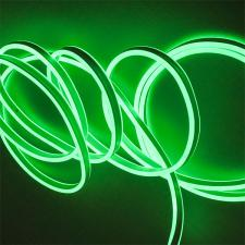 Green LED Double Sided Neon Flex - 5m