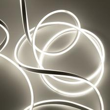 White LED Double Sided Neon Flex - 5m