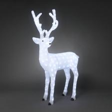 Konstsmide Decorative Outdoor 130cm Acrylic Reindeer With 184 White LEDs