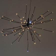 Warm White LED Sparkle Ball Light - 60cm