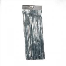 Pale Blue Lametta - 50cm x 40cm