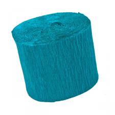Green Crepe Paper Streamer - 10m