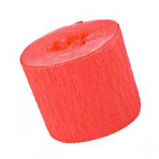 Red Crepe Paper Streamer - 10m