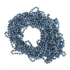 Night Blue Bead Chain Garland - 8mm x 10m