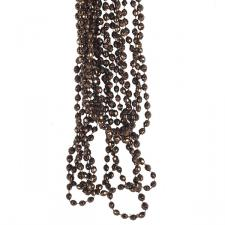 Brown Diamond Bead Garland - 2.7m