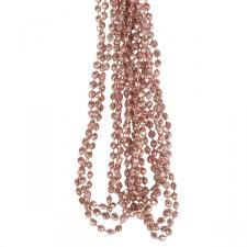 Champagne Pink Diamond Bead Garland - 2.7m