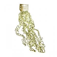Pistachio Diamond Bead Garland - 2.7m