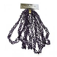 Aubergine Diamond Bead Garland - 2.7m