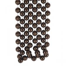 Brown Bead Chain Garland - 2.7m