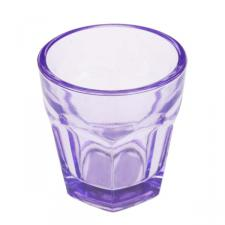 Lavender Glass Tealight Candle Holder - 65mm