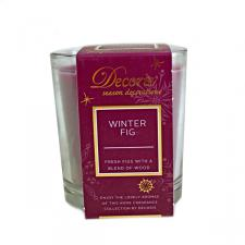 Winter Fig Scented Wax Candle