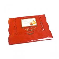 Peggy Wilkins Deep Red Alexa Placemats - 2 Pack