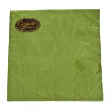 Dinner Napkins - Moire Lime