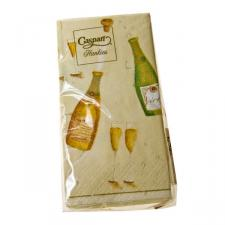 Champagne Toast Disposable Hankies