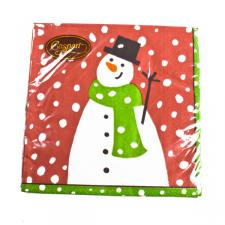 Christmas Lunch Napkins - Leon