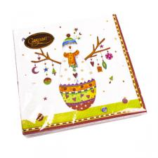 Christmas Lunch Napkins - Twinkles