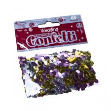 Bride & Groom Party Table Confetti