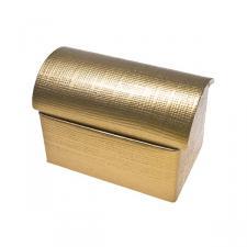 Gold Silk Cofanetto Favour Box