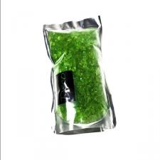 Green Decorative Glass Ice Rocks - 400g