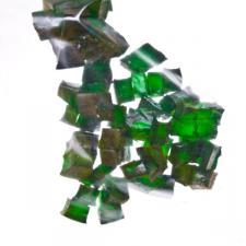 Decorative Apple Green Gel Cubes