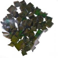 Decorative Green Gel Cubes