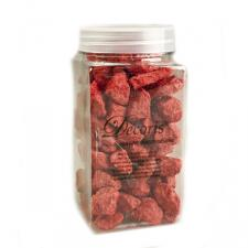 Red Decorative Scatter Pebbles - 500g